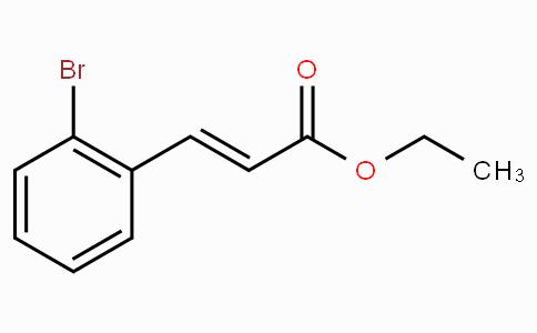 (E)-ethyl 3-(2-bromophenyl)acrylate