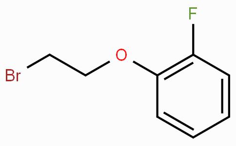 1-(2-Bromoethoxy)-2-fluorobenzene