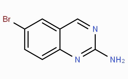 2-氨基-6-溴喹唑啉