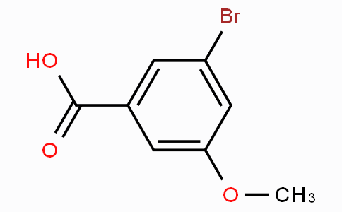 3-Bromo-5-methoxybenzoic acid