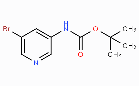 Tert-butyl 5-bromopyridin-3-ylcarbamate