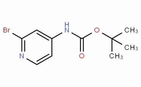 Tert-butyl 2-bromopyridin-4-ylcarbamate