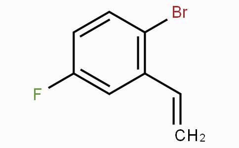 1-Bromo-2-ethenyl-4-fluorobenzene