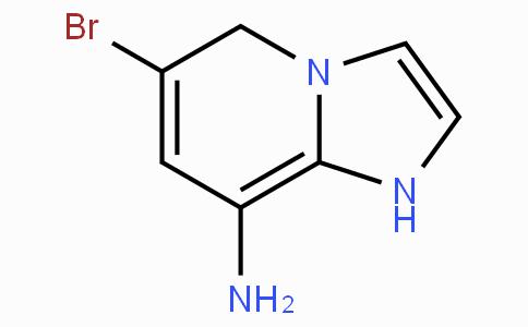 6-Bromo-1,5-dihydroimidazo[1,2-a]pyridin-8-amine