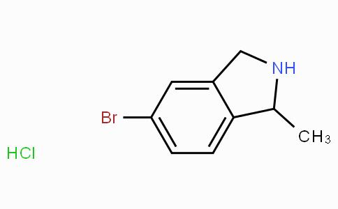 5-Bromo-2,3-dihydro-1-methyl-1H-isoindole hydrochloride