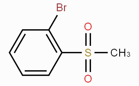 1-Bromo-2-(methylsulfonyl)benzene