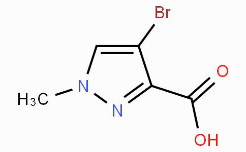 4-Bromo-1-methyl-1H-pyrazole-3-carboxylic acid