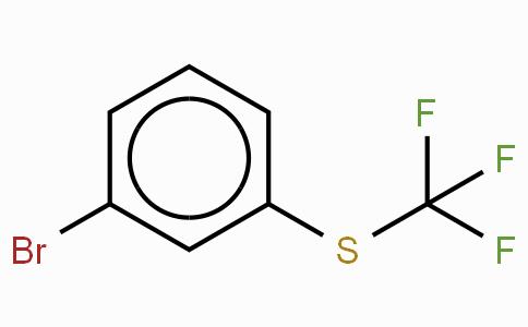 3-(三氟甲基硫代)溴苯