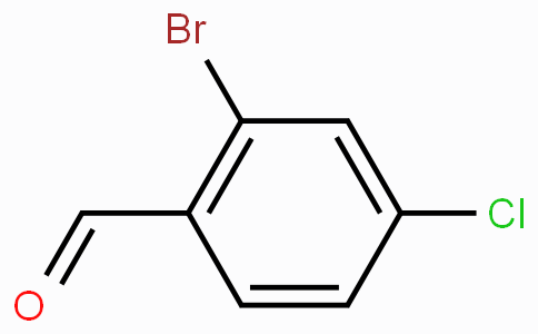 4-氯-2-溴苯甲醛