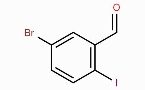 5-溴-2-碘苯甲醛
