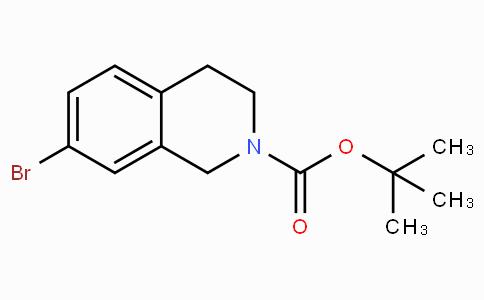 7-溴-3,4-二氢异喹啉-2(1H)-羧酸叔丁酯