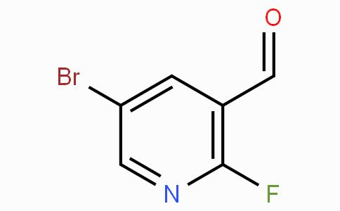 2-氟-5-溴吡啶-3-甲醛