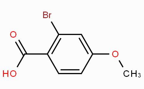 2-Bromo-4-methoxybenzoic acid