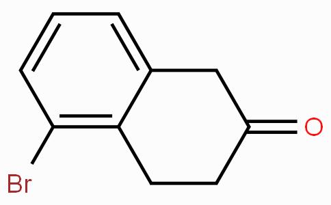 5-溴-3,4-二氢-1H-2-萘酮