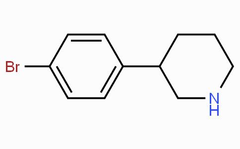 3-(4-Bromo-phenyl)-piperidine
