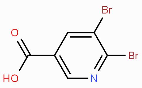 5,6-二溴烟酸