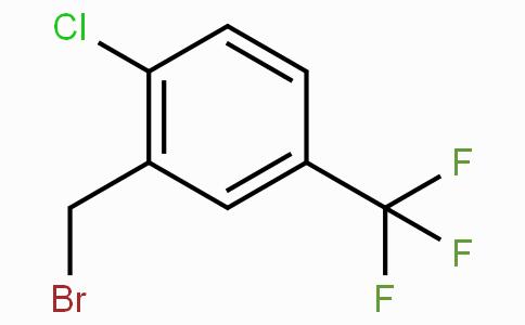 2-氯-5-(三氟甲基)溴苄