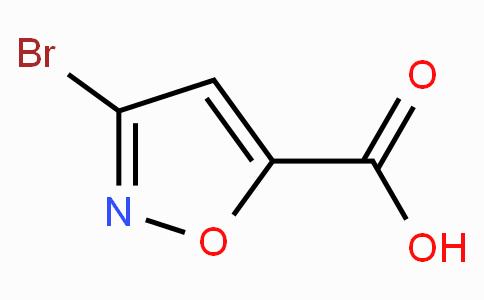 3-溴异噁唑-5-羧酸