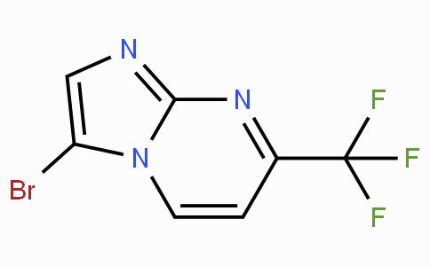 3-溴-7-(三氟甲基)咪唑并[1,2-a]嘧啶