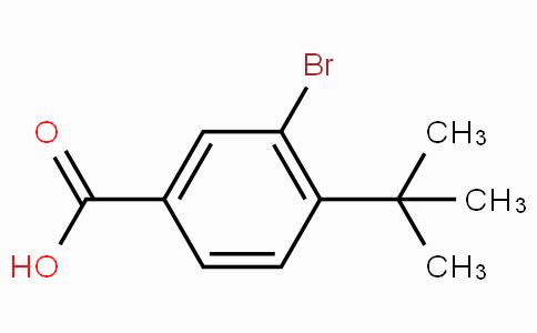 3-Bromo-4-tert-butyl-benzoic acid