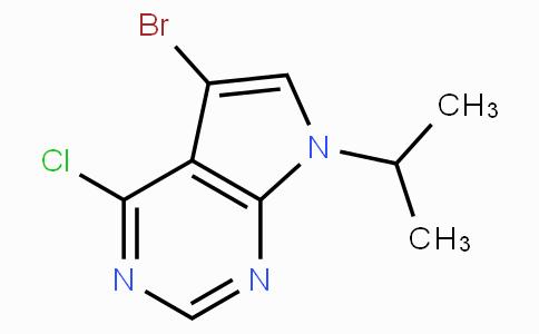 5-Bromo-4-chloro-7-isopropyl-7H-pyrrolo[2,3-d]pyrimidine