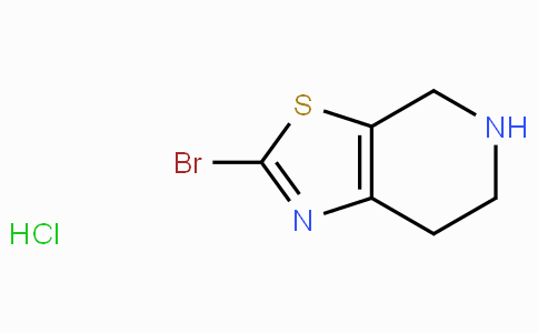 2-溴-4,5,6,7-四氢噻唑并[5,4-c]吡啶盐酸盐