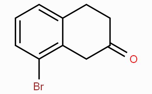8-溴-3,4-二氢-1H-2-萘酮