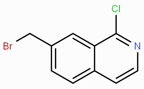 7-(Bromomethyl)-1-chloroisoquinoline