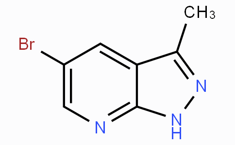 5-Bromo-3-methyl-1H-pyrazolo[3,4-b]pyridine