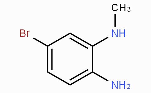 4-溴-2-甲基氨基苯胺