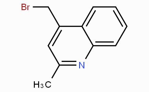 4-(Bromomethyl)-2-methylquinoline