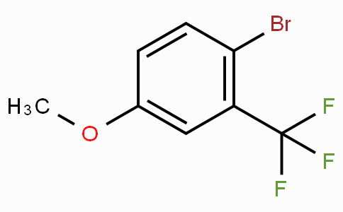 1-Bromo-4-methoxy-2-(trifluoromethyl)benzene