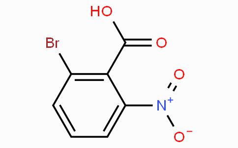 2-溴-6-硝基苯甲酸