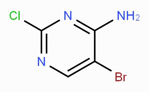 5-Bromo-2-chloropyrimidin-4-amine