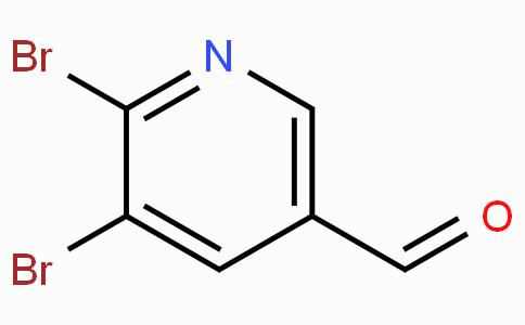 2,3-二溴吡啶-5-甲醛