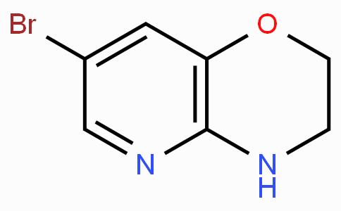 7-溴-3,4-二氢-2H-吡啶并[3,2-B]-1,4-噁嗪