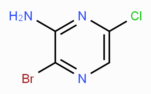 2-Amino-3-bromo-6-chloropyrazine