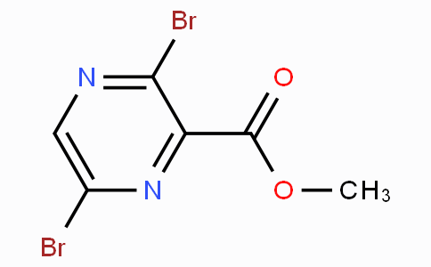 Methyl 3,6-dibromopyrazine-2-carboxylate