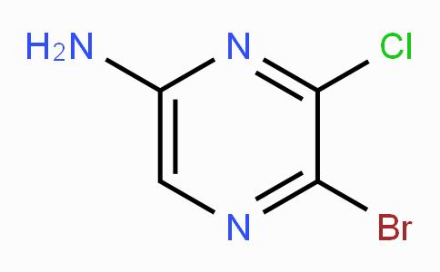 2-氨基-5-溴-6-氯吡嗪