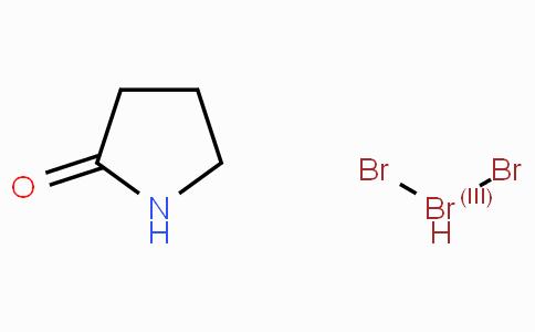 Pyrrolidone hydrotribromide