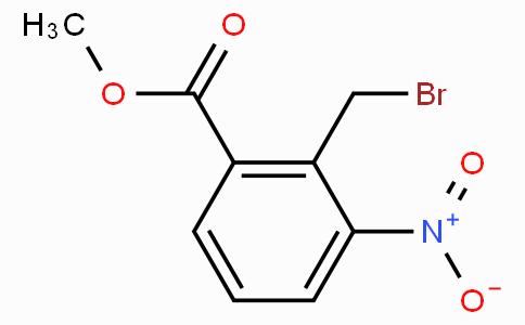 2-溴甲基-3-硝基苯甲酸甲酯