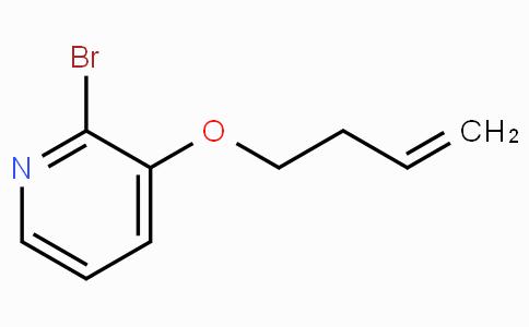 2-Bromo-3-(but-3-enyloxy)pyridine