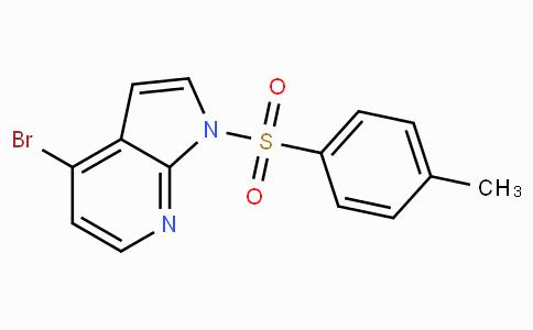 4-Bromo-1-tosyl-1H-pyrrolo[2,3-b]pyridine