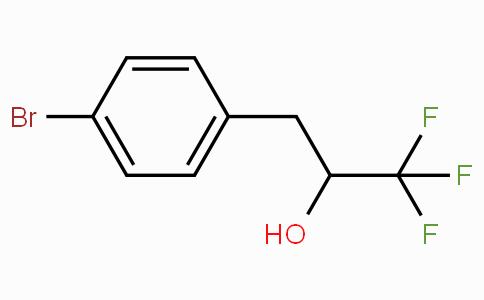 3-(4-Bromophenyl)-1,1,1-trifluoro-2-propanol