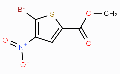 Methyl 5-bromo-4-nitrothiophene-2-carboxylate