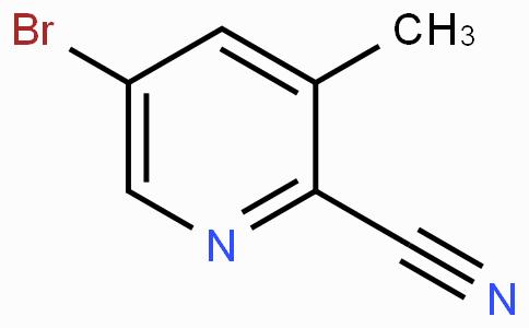 5-Bromo-3-methylpicolinonitrile