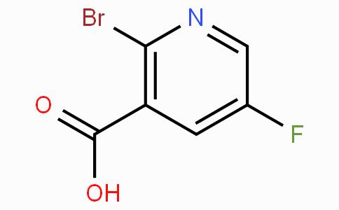 2-Bromo-5-fluoro-nicotinic acid