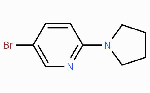 5-Bromo-2-pyrrolidin-1-ylpyridine