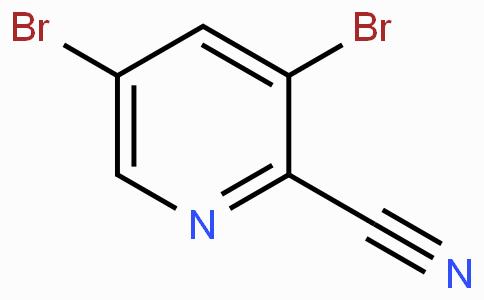 3,5-二溴吡啶-2-甲腈