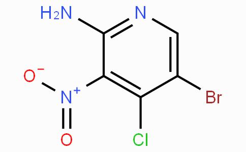 2-氨基-5-溴-4-氯-3-硝基吡啶